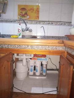 Achat Filtre à eau Maroc