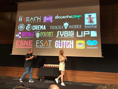valeria castro, indie developer burguer awards, pazos64,
