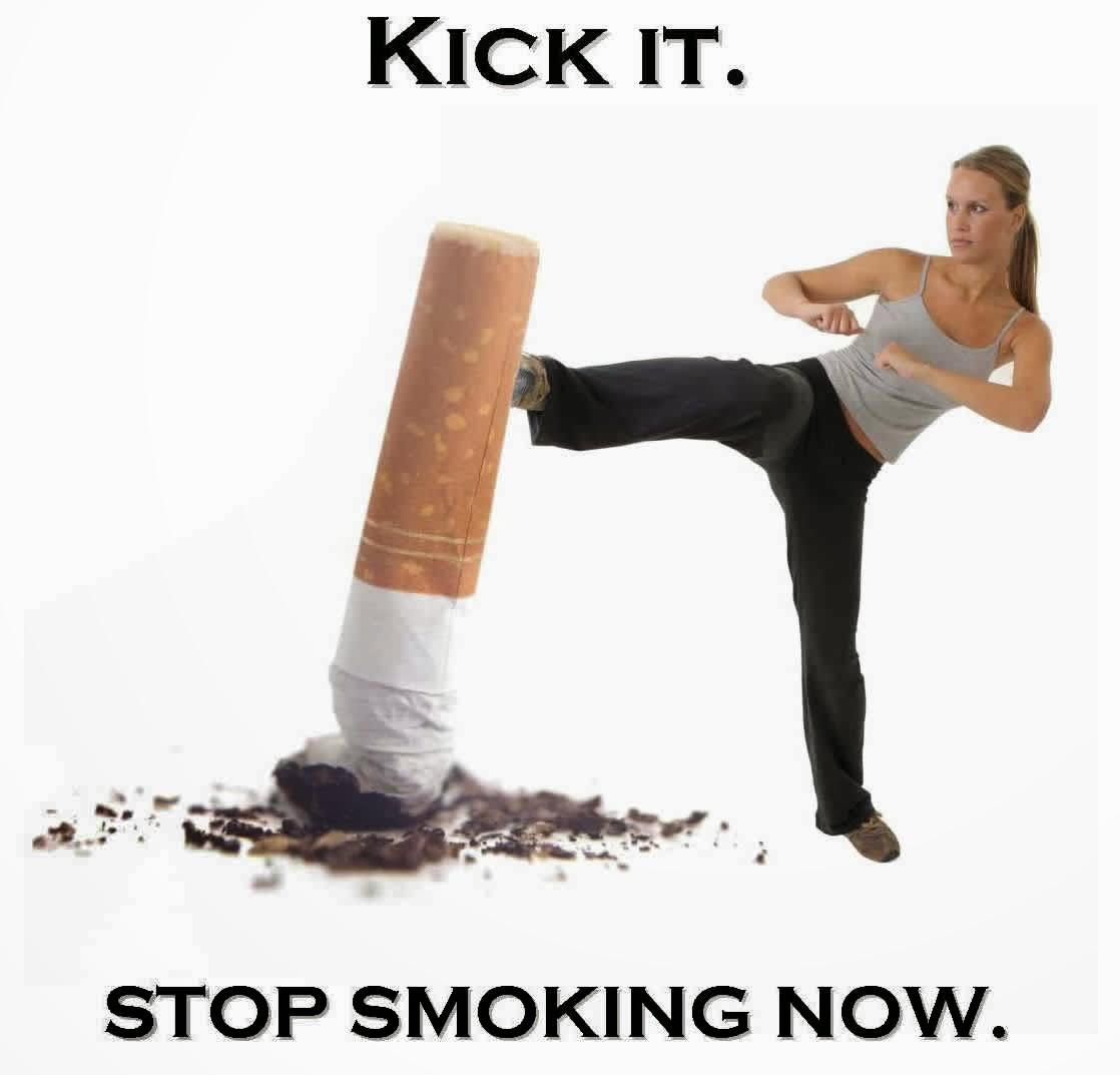 Kick Out Smoking Immediately
