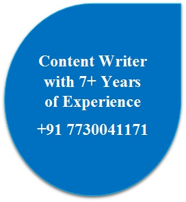 Website Writing Services in Dubai