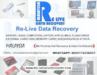 Data Recovery Sepang