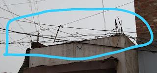 विद्युत विभाग की अनदेखी के कारण वार्ड निवासी पानी के लिए हो रहे परेशान