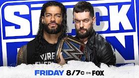 Ver Repetición y Resultados de Wwe SmackDown 3 de Septiembre 2021 En Español Online
