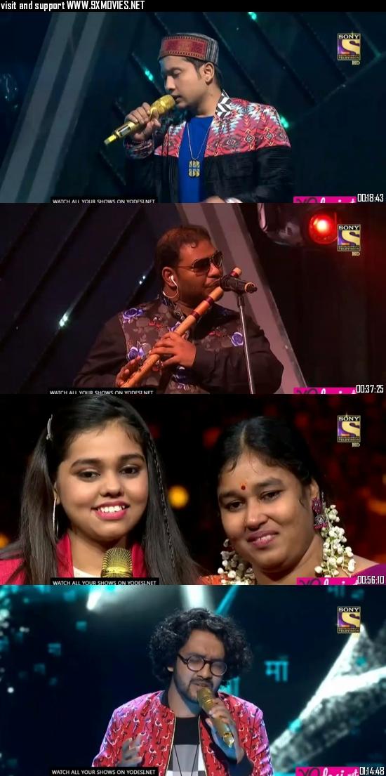 Indian Idol 20 February 2021 HDTV 480p 400MB