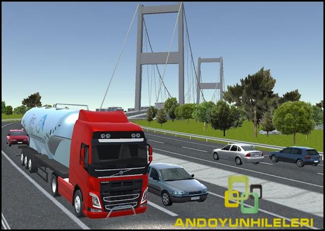 Cargo Simulator 2019 Türkiye Sınırsız Kaynak Hileli APK