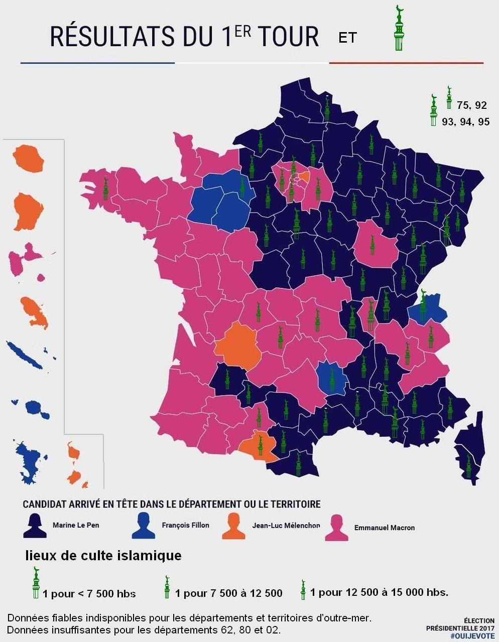 Le département ayant le ratio le plus faible est la Seine-Saint-Denis, avec  une mosquée pour 3.500 habitants, ce qui est un peu plus que ce que l on  trouve ... de2d8b034c3