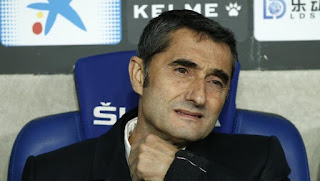 Valverde to be dismissed TODAY following a meeting of Barca board
