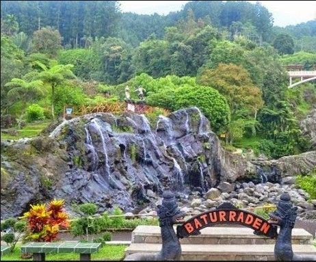 Wisata Baturaden Yang Indah dan Romantis