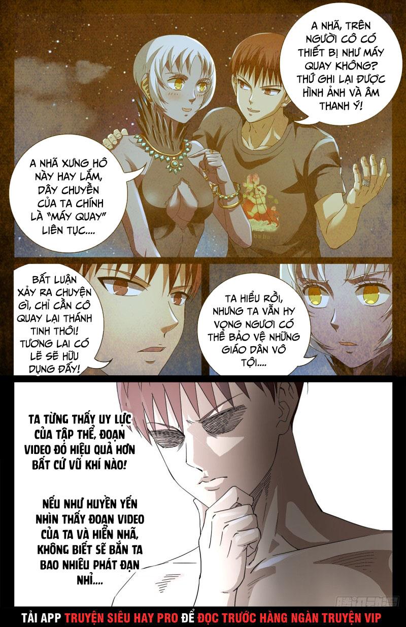 Huyết Ma Nhân chap 674 - Trang 4