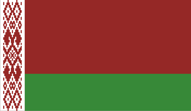 Gambar Bendera Belarus
