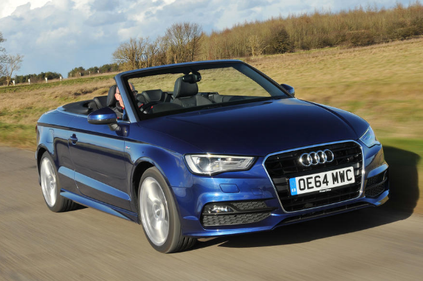 2015 Audi A3 2.0T Cabriolet Review