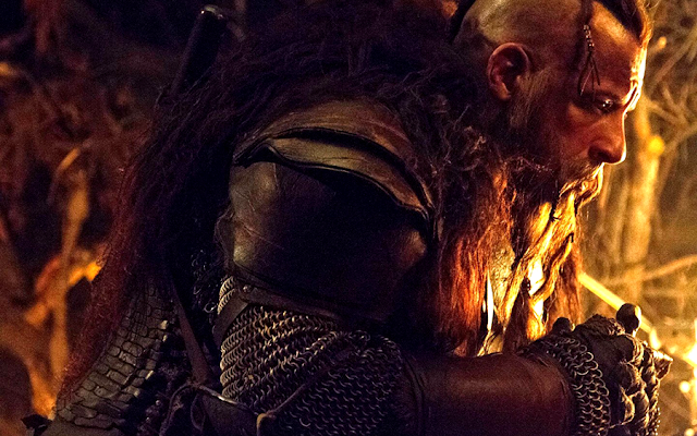 Vin Diesel, este Kaulder în filmul The Last Witch Hunter
