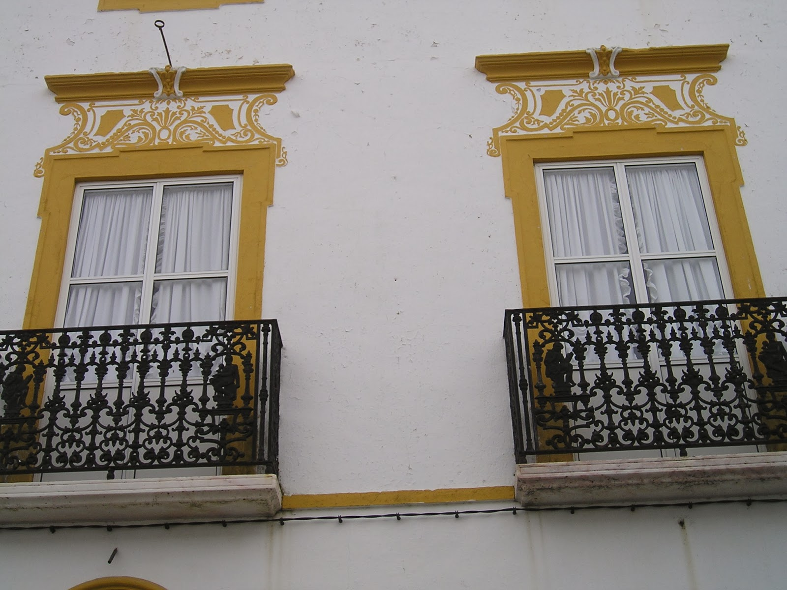 portugalenphotos les balcons portugais en fer forge