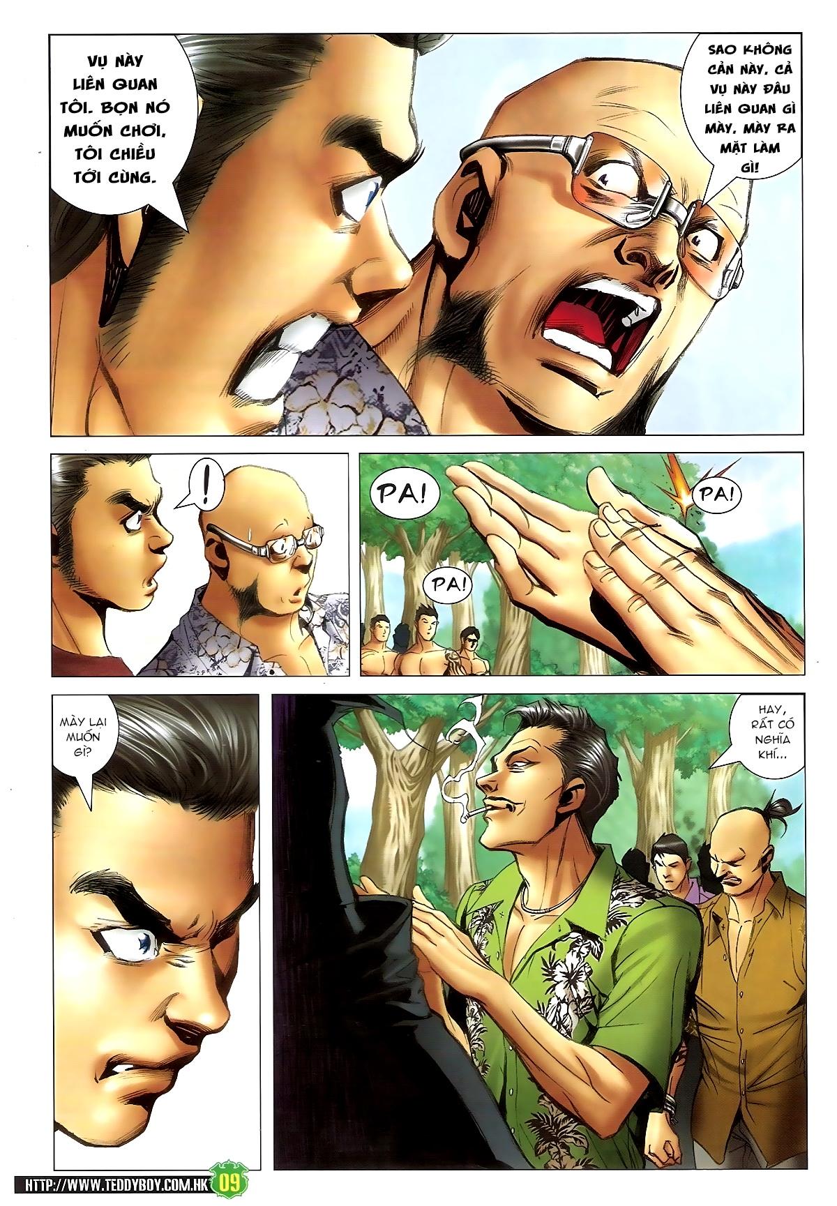 Người Trong Giang Hồ - Chapter 1395: Phiên bản Đại Phi - Pic 6
