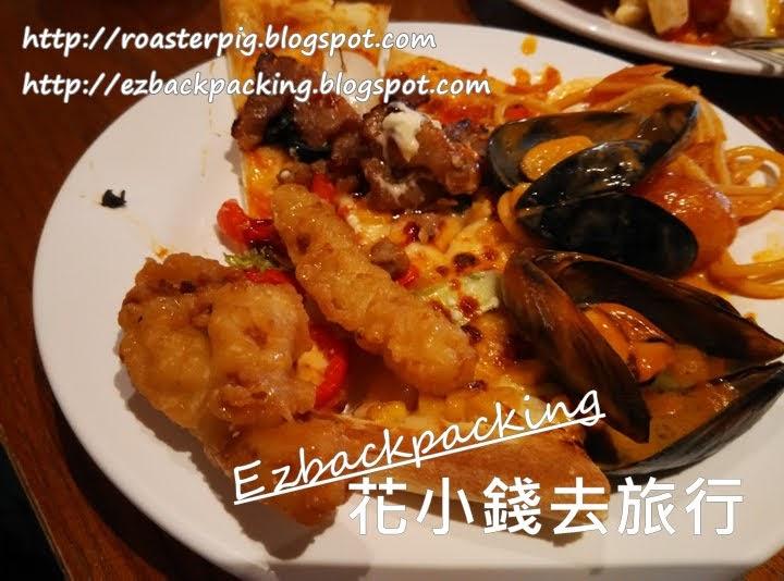 釜山自助餐+吃到飽:青口