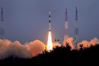 ISRO successfully launches advanced earth observation satellite- HysIS