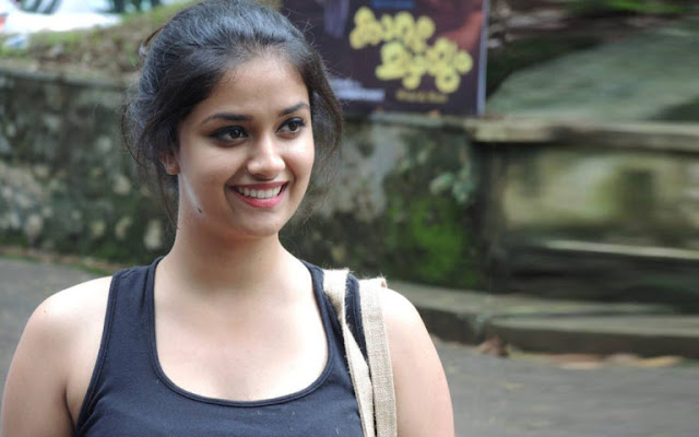 Keerthi Suresh new hd wallpapers