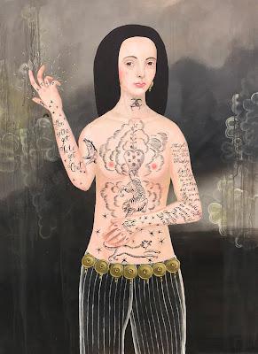 Shadow, Anne Siems