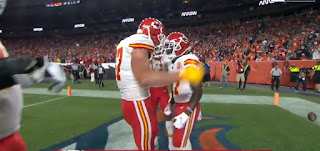 Broncos vs Chiefs match | NFL