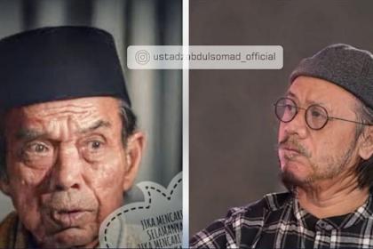 """Unggah Foto #AgeChallenge, Ustadz Abdul Somad Ingatkan """"Saat Menghadap Allah, Amal Apa Yang Ditinggalkan"""""""