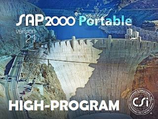 Portable CSi SAP2000 v21.2 Download