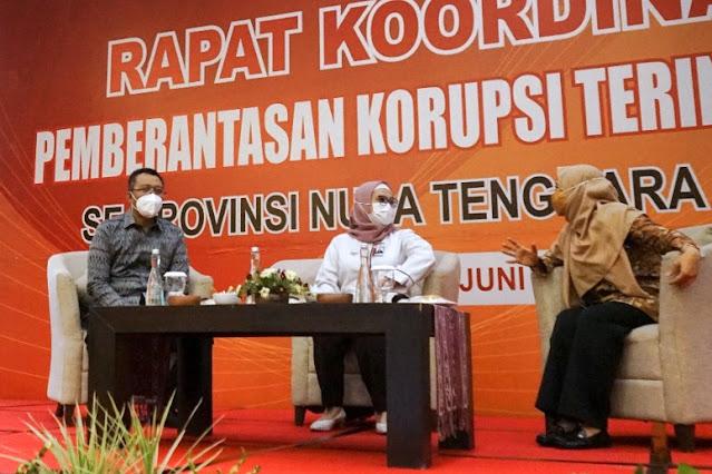 Bang Zul apresiasi KPK dalam mengawal pembangunan NTB