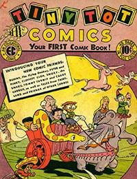 Read Tiny Tot Comics comic online
