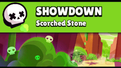 Brawl Stars: Best Brawlers to Play for Showdown Scorched Stone Map
