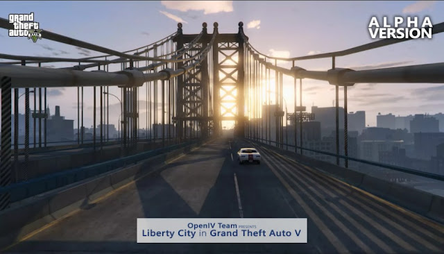 OpenIV Team Releases Statement For  'Liberty City in GTA V' mod