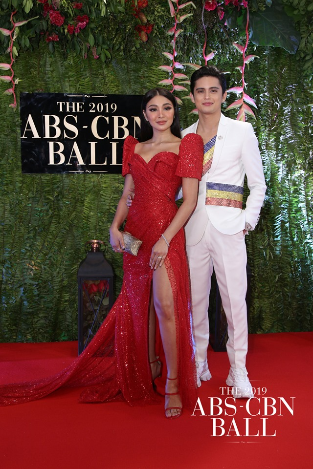 Jadine ABS-CBN Ball 2019