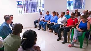 Edesur avanza trabajos de rehabilitación en Bayona