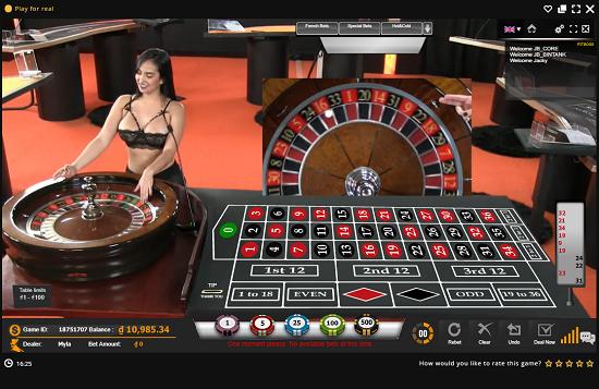 Kiếm tiền nhanh từ roulette