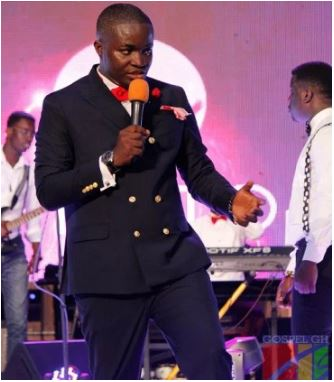 Jeshurun Okyere Headlines August Worship 2017