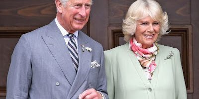 Prince of Wales and Duchess of Cornwall visit Hull City of Culture