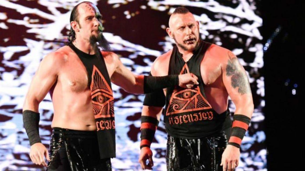 The Ascension lutam pela primeira vez desde sua saída da WWE