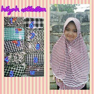 Hilyah Collection - Penyedia Jilbab Murah Berkualitas