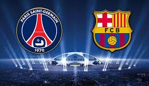 موعد مباراة برشلونة وباريس سان جيرمان الأربعاء 8-3-2017 في بطولة الدوري الأوروبي والقنوات الناقلة