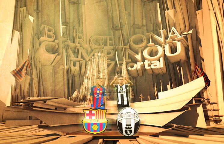 Liga prvaka 2016/17 / 1/4 finala / Barca - Juve, srijeda, 20:45h