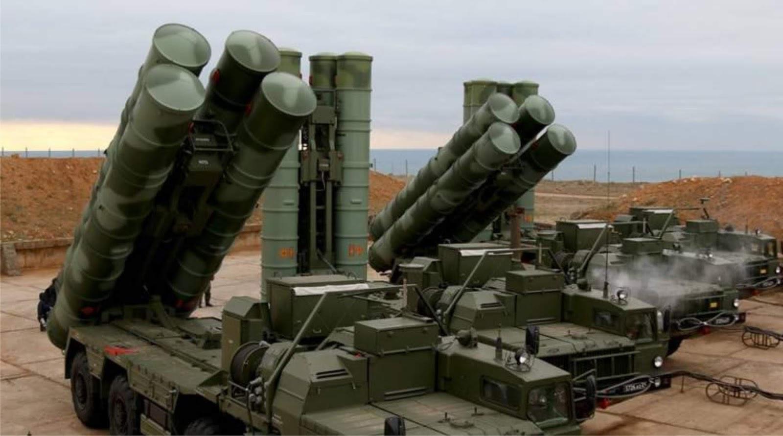 Ankara mengatakan S-400 akan digunakan secara aktif untuk memastikan keamanan Turki