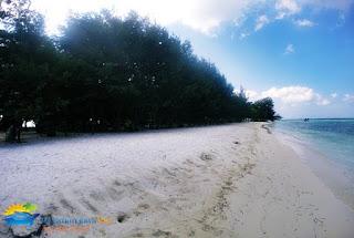 Pantai Pulau Cemara Besar Karimunjawa