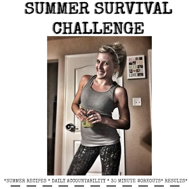 summer survival, summer weight loss program, summer recipes, summer boot camp, sarah griffith, top beachbody coach,