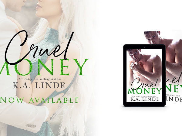 Cruel Money by K.A. Linde | Blog Tour Review