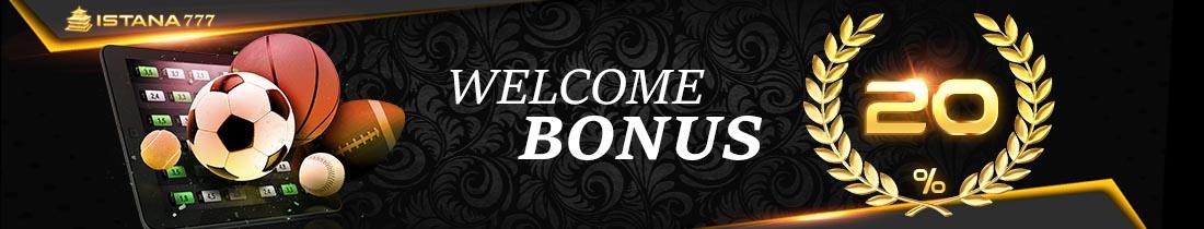 Peraturan bonus new member LIVE CASINO ,SLOT ,TEMBAK IKAN ,BOLA & TANGKAS