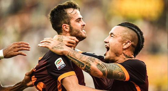 CALCIOMERCATO JUVE LIVE, Manca solamente l'ufficialità: Pjanic è un nuovo giocatore della Juventus. Le parole di Baldissoni e Marotta sono inequivocabili. Di C. Recanati