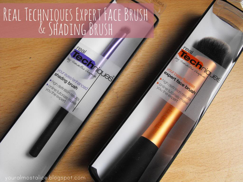Real Techniques Expert Face Brush & Shading Brush