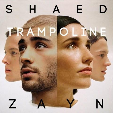 Trampoline Lyrics - SHAED Ft. ZAYN