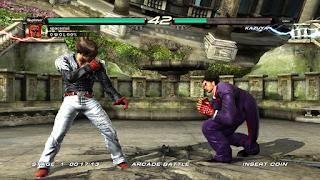تحميل لعبة Tekken 6 لأجهزة psp ومحاكي ppsspp