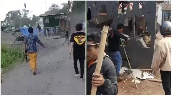 Bentrok Ormas BPPKB vs Pemuda Pancasila: Satu PP Meninggal, Satu BPPKB Luka Parah