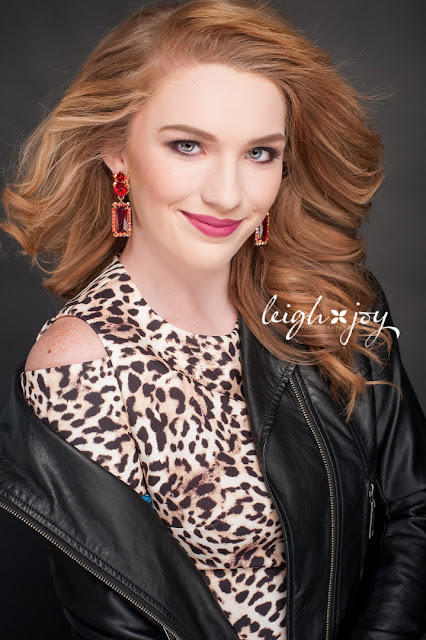 beauty queen pageant headshot alabama photographer