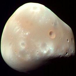 ديموس قمر المريخ